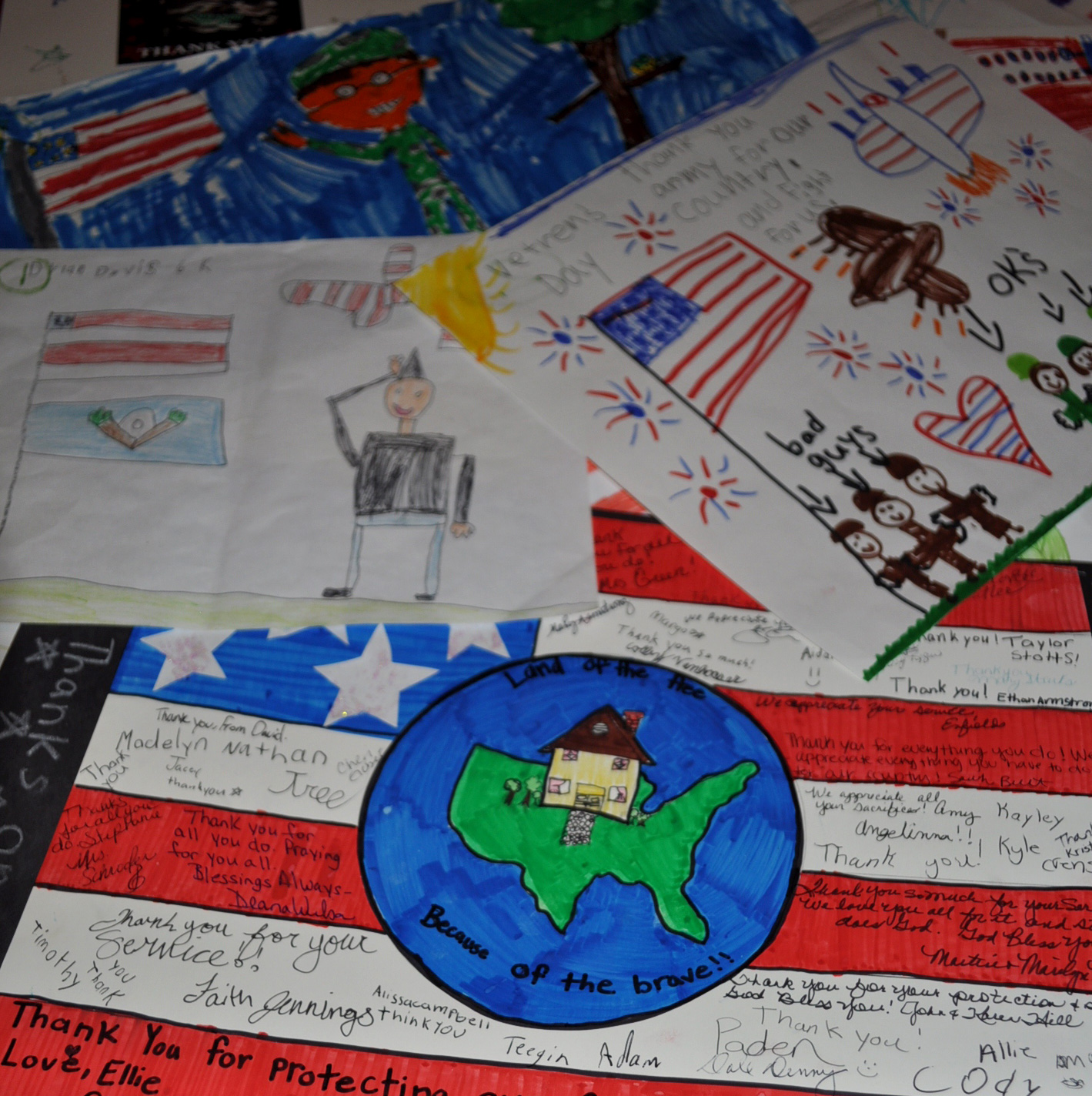 Honoring our heroes essay contest